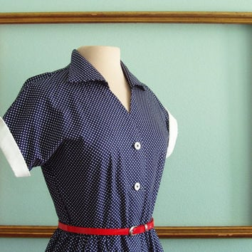 Joan Dress custom handmade mad men style fifties by MichelleTan