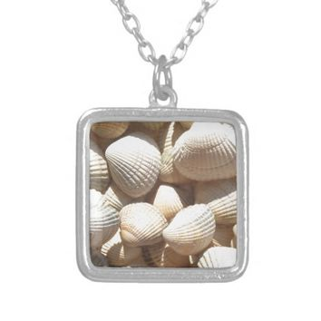 Seashells Custom Necklace