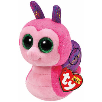 TY Beanie Boos Scooter the Snail Small 6""
