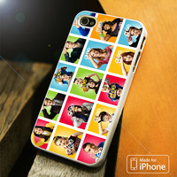 Glee iPhone 4(S),5(S),5C,SE,6(S),6(S) Plus Case