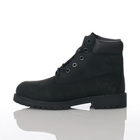 TIMBERLAND SIX INCH PREMIUM BOOT - Black | Jimmy Jazz - 12907