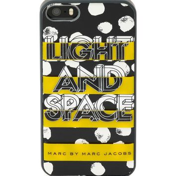 "CARD SLOT ""LIGHT AND SPACE"" DEELITE DOTS IPHONE 6 CASE"