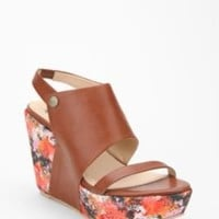 UrbanOutfitters.com > Faryl Robin Two-Tone Wedge