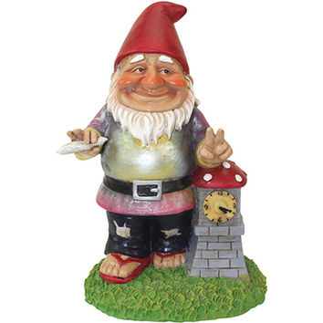 WHATZUP GARDEN GNOME DUDE
