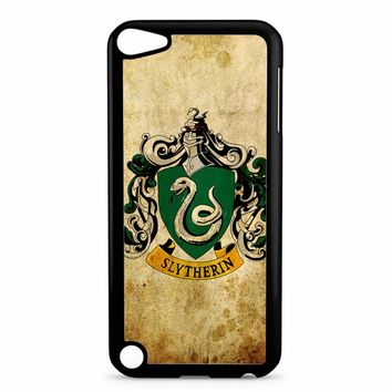 Slytherin Crest Harry Potter iPod Touch 5 Case