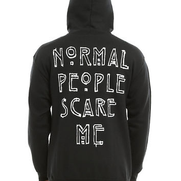 American Horror Story Normal People Scare Me Hoodie