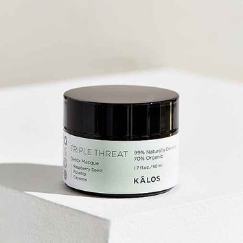 Kalos Triple Threat Detox Mask