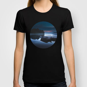 Where did all go T-shirt by HappyMelvin