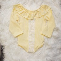 Sunshine Leotard- Customize