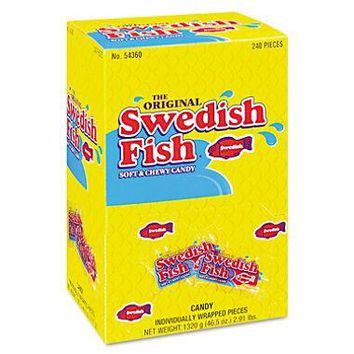 Tic tac box with 60 mini boxes each 3 9 from amazon for Swedish fish amazon