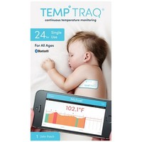 TempTraq Wearable, Wireless Thermometer