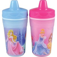 The First Years Disney Princess Insulated Sippy Cup (2-pack) - Walmart.com