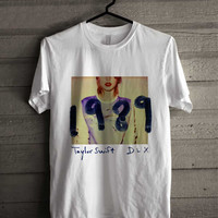 Taylor Swift - 1989 Deluxe 1 shirt for man and woman shirt / tshirt / custom shirt