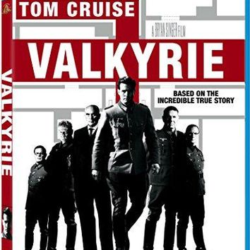 Tom Cruise & Bill Nighy & Bryan Singer-Valkyrie [Blu-ray] [Import]