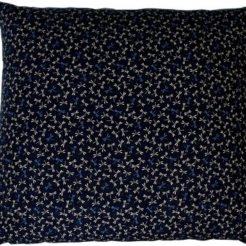J-Life Tombo Blue #2 Zabuton Floor Pillow