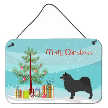 Swedish Lapphund Christmas Wall or Door Hanging Prints BB8509DS812
