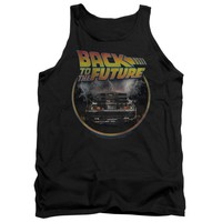 Back To The Future - Back Adult Tank