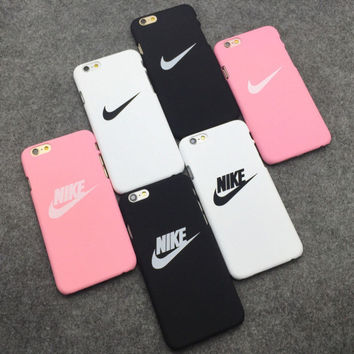 Stylish Iphone 6/6s Cute On Sale Hot Deal Apple Matte Couple Phone Case