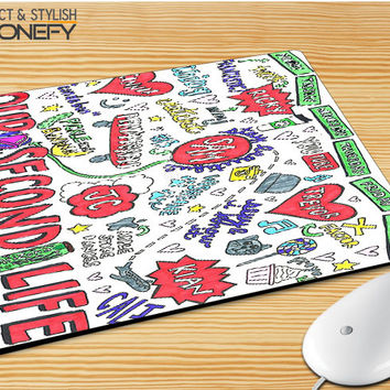 You Are Second Life Mousepad Mouse Pad|iPhonefy