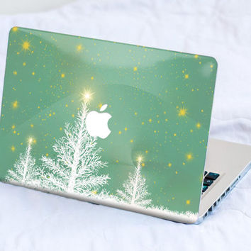 Christmas decorations Christmas decals Christmas tree Macbook Skin Marble Macbook Pro Skin Macbook Air Skin Macbook Cover Macbook Pro Decal