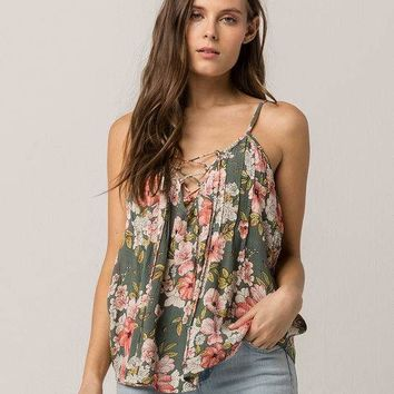 BILLABONG Illusions Of Womens Top