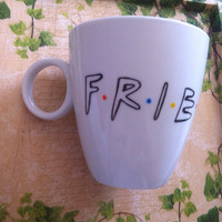 Friends Tv Series Mug