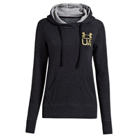 Women's Under Armour Charged Cotton Legacy Hoodie