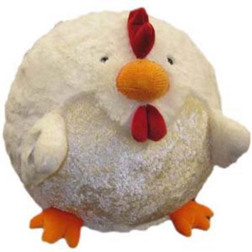 Squishable Rooster: An Adorable Fuzzy Plush to Snurfle and Squeeze!