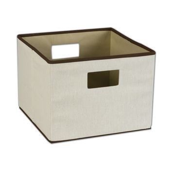 Household Essentials 518 Storage Bin Dual Handles