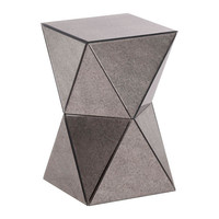 Prism Mirror Side Table
