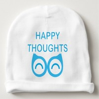 Happy Thoughts Baby Hat