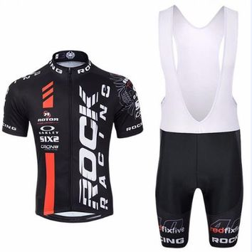 Cortocircuitos FOR mens rock racing cycling clothing short set Jerseys maillot ciclismo bike bicycle clothes clothing sportwear