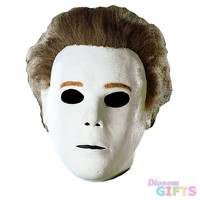 """Costume Mask: """"The Mask"""" from Halloween"""