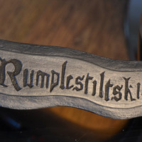 Mr Gold's/Rumplestiltskin's Dagger - Once Upon A Time - Cosplay Replica