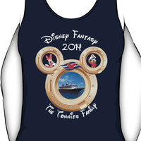 Disney Fantasy Cruise Family PERSONALIZE IT! ~DO NOT PURCHASE THIS SAM