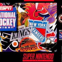 ESPN National Hockey Night - Super Nintendo (Game Only)