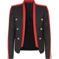 Balmain Racing Stripe Blazer