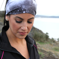 Galaxy FitHappy Ladies Classic Exercise Headband, Perfect Width, Stylish Workout accessory, Crossfit, Yoga, hair wrap