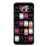 Pimp your hello kitty For samsung galaxy s6 edge case