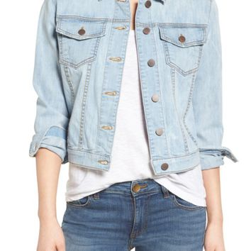 KUT from the Kloth Helena Denim Jacket | Nordstrom