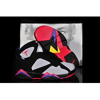 Nike Jordan Kids Air Jordan 7 Zero 304775 006 Kids Sneaker Shoe Us 11c 3y | Best Deal Online