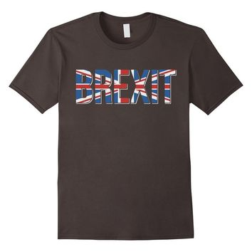 Brexit Eurosceptic Anti European Union Vote Brexit T-shirt