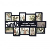 Promotion on Picture Frame :: Collage Picture Frame products, Christmas present for only 29.99 !!! -- Adeco