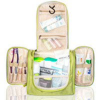 2017 NEW High quality Travel Hanging Cosmetic Bag Travel Organizer Bag Large Capacity Multifunction Travel Toiletry Bag CB00002
