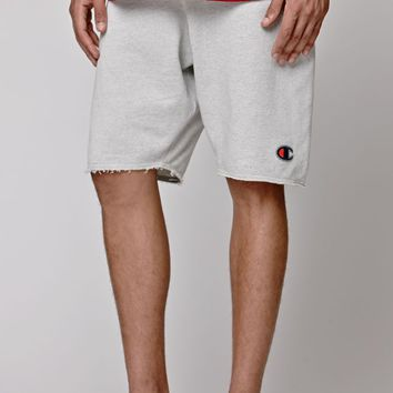 Champion French Terry Shorts - Mens Shorts - Grey