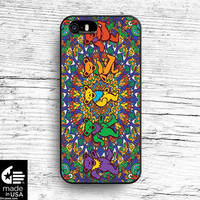 Grateful Dead and Dancing Bears Case for iphone 5 5s 6 case, samsung, ipod, HTC, Xperia, Nexus, LG, iPad Cases