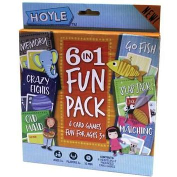 6-in-1 Fun Pack, 12-pack PDQ