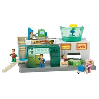 Happy Kid Toy Group Airport Scene Play Set