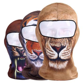 Motorcycle Sports ski Face Masks Balaclava mask Scarf Head Wear Outdoor Windshield full Face mask