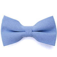 Tok Tok Designs Pre-Tied Bow Tie for Men & Teenagers (B164, 100% Cotton)